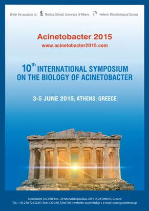 10th International Symposium on the  Biology of Acinetobacter